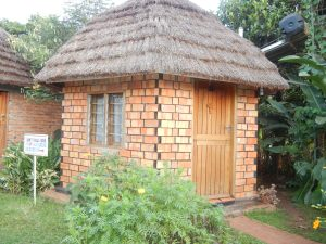Hotel Room at New Court View Masindi, Uganda