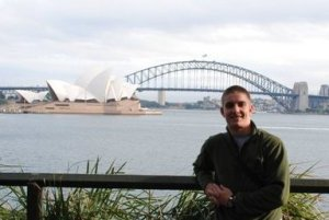 In Australia, Summer 2011
