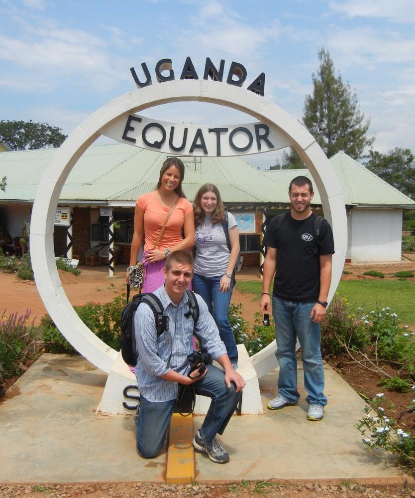 A Visit to the Uganda Equator
