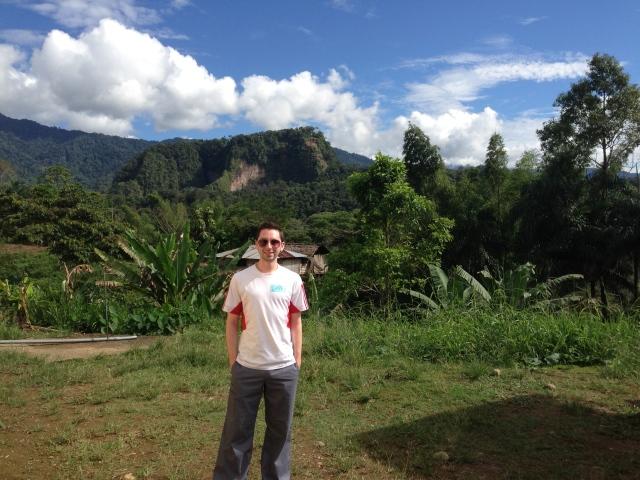 Jeff in Equador