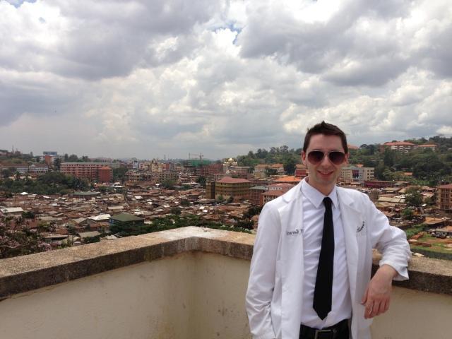 Jeff in Kampala