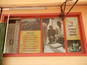 This is the Mission of Hospice Africa Uganda