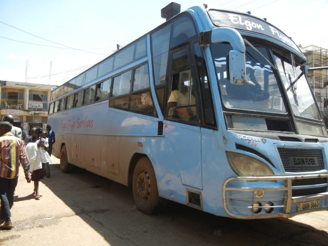 The Elgon Flyer Bus