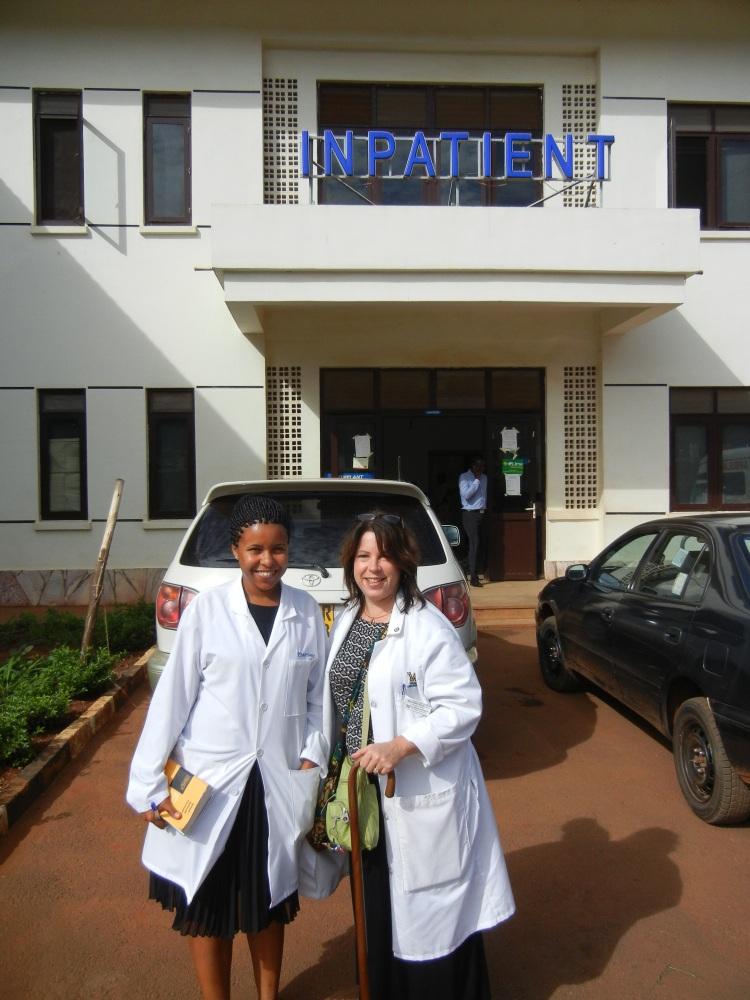 A Visit to China-Uganda Friendship Hospital-Naguru in Kampala