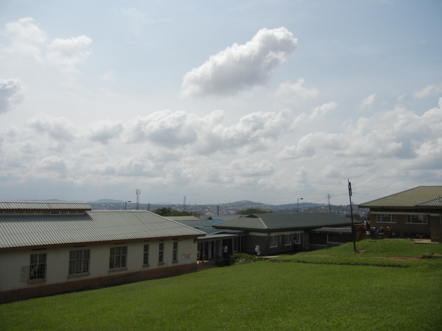Another view from Upper Campus
