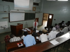A presentation for the Interns on how to be a Preceptor for the Makerere Pharmacy Students