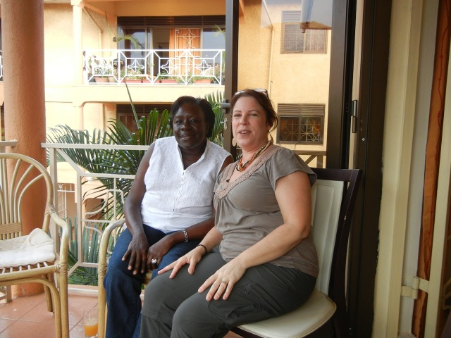 Dorothy manages the Fulbright Program at the US Embassy in Kampala
