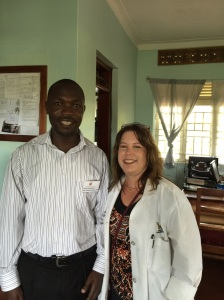 This is Patrick, the onsite Project Manager of the Masindi-Kitara Medical Center