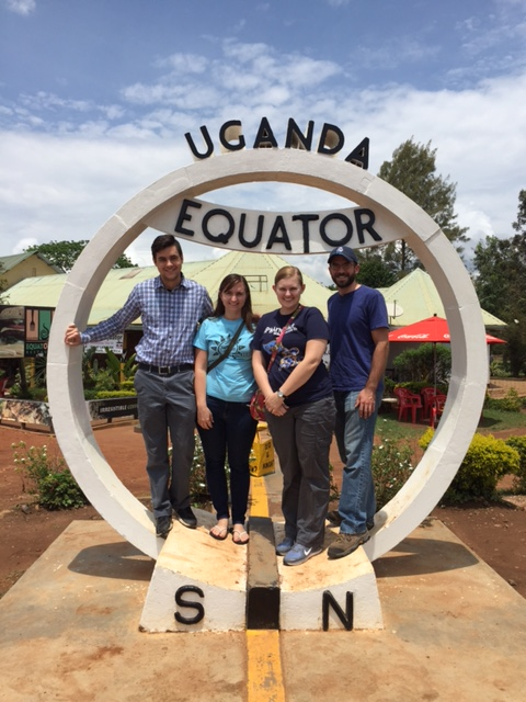 A visit to the Equator